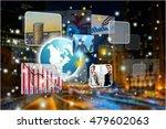 media. | Shutterstock . vector #479602063