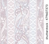 seamless oriental background.... | Shutterstock .eps vector #479607373