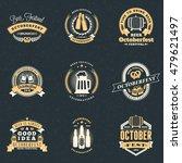 beer festival oktoberfest... | Shutterstock .eps vector #479621497