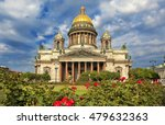 St. Isaac's Cathedral In Saint...