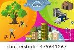 cloud | Shutterstock .eps vector #479641267