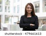 head and shoulders portrait of... | Shutterstock . vector #479661613