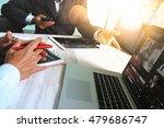 business team present. photo... | Shutterstock . vector #479686747