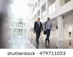 businessmen talking as they... | Shutterstock . vector #479711053