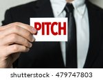 Small photo of Pitch