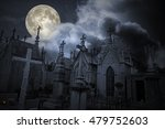 old european cemetery in a... | Shutterstock . vector #479752603