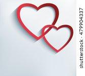 trendy creative valentine...   Shutterstock . vector #479904337