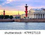 Old Saint Petersburg Stock...