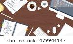 programming coding. flat... | Shutterstock . vector #479944147