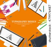 graphic and web design... | Shutterstock .eps vector #479976487
