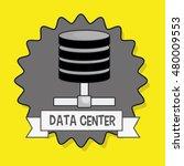 data center base icon | Shutterstock .eps vector #480009553