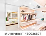 bedroom attached to the garment ... | Shutterstock . vector #480036877