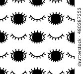 seamless vector pattern with...   Shutterstock .eps vector #480387253