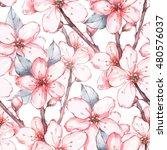 Japanese Garden 15. Watercolor...
