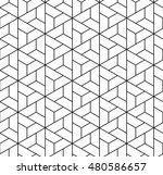 isometric tiling pattern ... | Shutterstock .eps vector #480586657