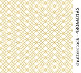 Golden Seamless Pattern....