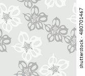 seamless     pattern of ... | Shutterstock .eps vector #480701467