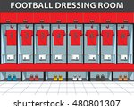 soccer dressing rooms team....