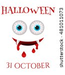 Halloween Poster. Poster With...