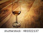 Nosing Glass With Scotch Singl...