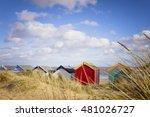 southwold beach huts through...