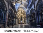 Canterbury Cathedral ...
