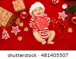 Baby First Christmas. Beautifu...