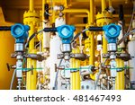 pressure transmitter  and... | Shutterstock . vector #481467493