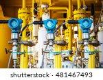 pressure transmitter  and... | Shutterstock . vector #481467493