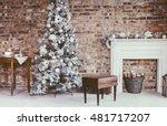 Winter Home Decor. Christmas...