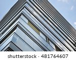 modern office building with
