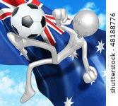 soccer football   Shutterstock . vector #48188776