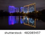 moscow  russia   september 10 ... | Shutterstock . vector #482085457