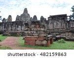 siem reap  cambodia   august... | Shutterstock . vector #482159863
