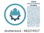 development rounded glyph... | Shutterstock . vector #482274517