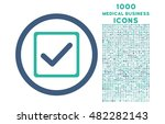 checkbox rounded vector bicolor ...