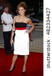 """Small photo of Chrsitine Lakin at the LG Electronics' (LG) Launch of the """"Scarlet"""" HDTV Series held at the Pacific Design Center in West Hollywood, USA on April 28, 2008."""