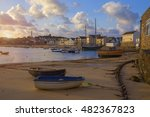 St Mary's Harbour At Dawn  St...