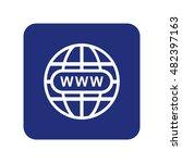 website icon vector | Shutterstock .eps vector #482397163