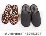 Women's And Men's Slippers On ...