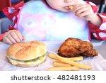 auckland   sep 09 2016 little... | Shutterstock . vector #482481193