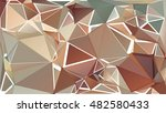 abstract pattern consisting of...   Shutterstock .eps vector #482580433