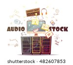 audio stock for royalty free...