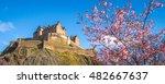 Edinburgh Castle  Scotland ...