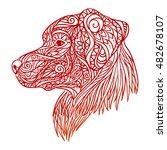 Red Dog Chinese Zodiac