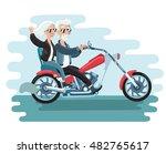 cartoon vector illustration of... | Shutterstock .eps vector #482765617