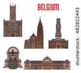 Famous Historic Buildings And...