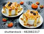 Halloween Octopus Pot Pie....