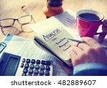 process business strategy... | Shutterstock . vector #482889607