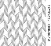 line geometric pattern   Shutterstock .eps vector #482931253